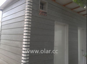 Fiber Cement Wall Siding Panel pictures & photos