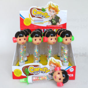 Giggle Girl Whistle Toy with Candy (131102) pictures & photos