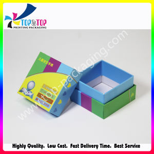 OEM Printing Custom Gift Paper Packaging Lid and Tray Box pictures & photos