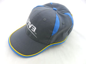 Custom Gray Printing Outdoor Bicycle Caps Baseball pictures & photos