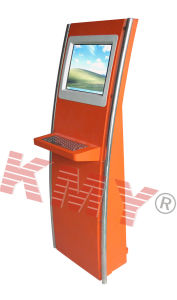 Super Slim Web Touchscreen Kiosk pictures & photos