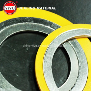 Produce Basic Type/Inner Rings/Outer Rings Stainless Steel Spiral Wound Gasket with High Quality pictures & photos