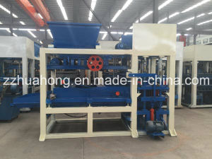 Hydraulic Pressure Automatic Brick /Block Making Machine Certificate pictures & photos