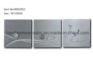 Pure Aluminum Painting, Metal Wall Art with Good Craftmanship (HB5050S1-S3) pictures & photos