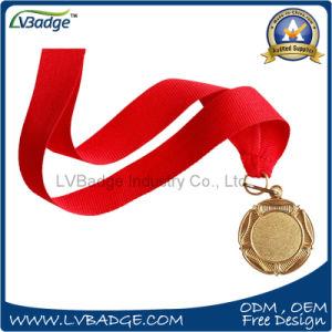 High Quantity Custom Gold Triathlon Medal pictures & photos