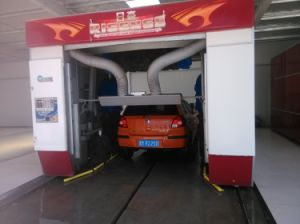Fully-Automatic Mobile Style Car Washing System for Sale pictures & photos