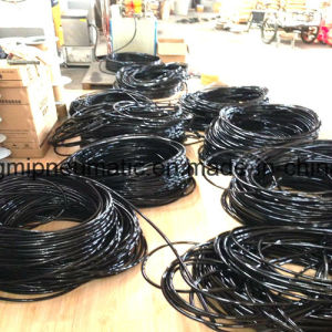 PU Coil Hose with Brass Fitting 3/4′′ (BP: 24 BAR AT 20 DEGREE) pictures & photos