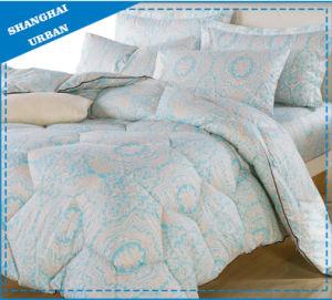 100%Cotton Pillowcase Bedding Quilt (Comforter) Set pictures & photos