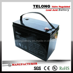 6V220ah Gel Deep Cycle Battery for Golf Car pictures & photos