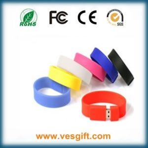 Silicone USB Memory Stick with Ome Logo pictures & photos