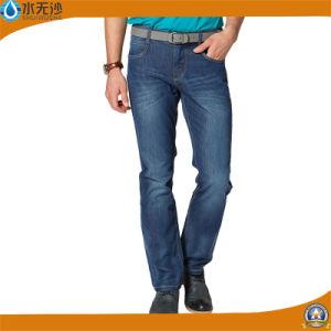 Wholesale Men′s Washed Stretch Pants Fashion Denim Jeans pictures & photos