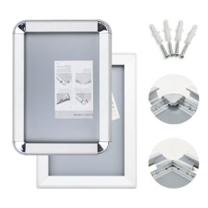 "1.25"" Profiles Clip Frame, Wall Mounted Click Frame pictures & photos"
