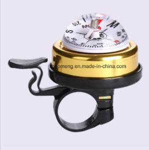 Plastic Bicycle Bell with Compass pictures & photos
