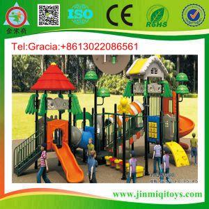 Kindergarten Outdoor Toys, Fun Shool Playground Jmq-P038b