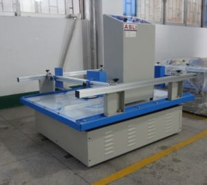 Glass and Metal Packaging Transport Vibration Simulating Test Machine pictures & photos