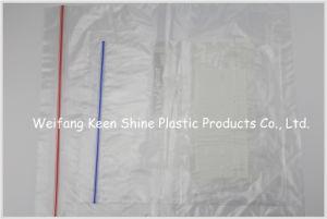Food Grade Clear Grip Seal Zipper Bag pictures & photos