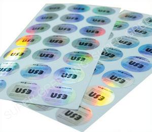 Silver Aluminium Foil Sticker, Gold Foil Stickers
