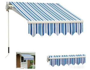 Newest Outdoor Balcony Canopy Awnings pictures & photos