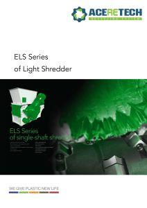 Single Shaft Shredder for Sensitive Plastic pictures & photos