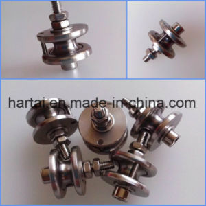 Metal Wire Pulley Wheel U Groove pictures & photos