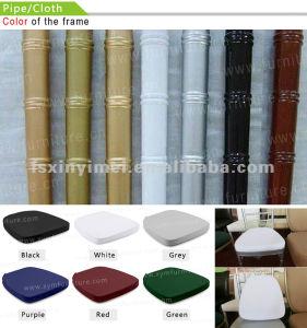 Metal Wholesale Wedding White Chiavari Chair pictures & photos