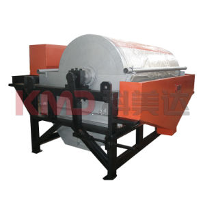 Wet Drum Type Permanent-Magnetic Separator pictures & photos