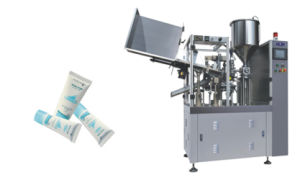 Qggf-60yp Tube Filling and Sealing Machine pictures & photos