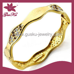 Unique Custom Hot Sale 18k Gold Jewelry (2015 Gus-Cpbl-095g) pictures & photos