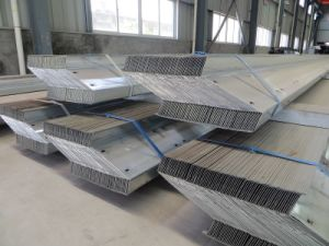 Galvanized Z Pulin for Steel Structure pictures & photos
