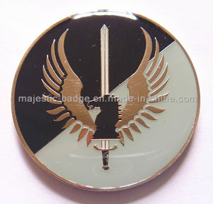 Gold Plated Soft Enamel Epoxy Customized Horse Challenge Coin pictures & photos
