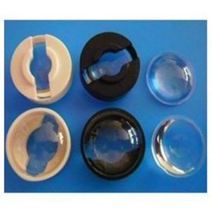 5-80 Degree Convex Shaped LED Lens for Focus Light pictures & photos