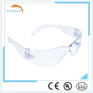 CE En166 and ANSI Z87.1 Safety Glasses Scratch Fog pictures & photos