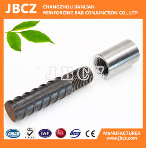 Ce Approved Parallel Thread Steel Rebar Coupler Connector pictures & photos