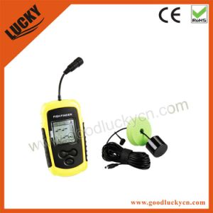 Sonar Portable Fish Finder, Fishing Equipment (FF1108-1) pictures & photos
