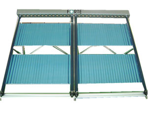 High Efficiency Pressurized Heat Pipe Solar Collector pictures & photos