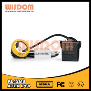 Wisdom LED Lamp Atex Approved Mining Lamp, RoHS LED Headlamp pictures & photos