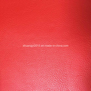 Sylx160530-23 Semi PU Synthetic Leather for Shoes pictures & photos