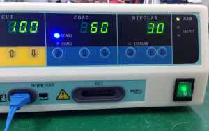 100W 300W 400W Bipolar Electrosurgical Unit with Ce pictures & photos