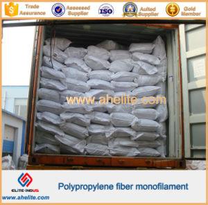 Monofilament PP Cement Fiber pictures & photos