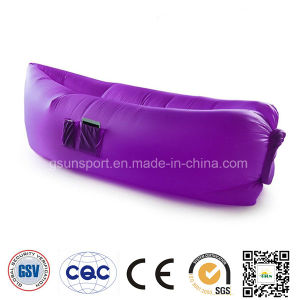 Purple Color Hangout Air Hammock for Relax