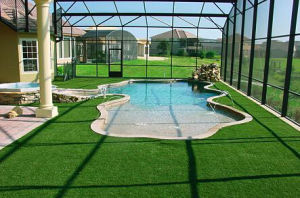 Artificial Grass for Excellent Landscaping Performance, Natural-Looking pictures & photos