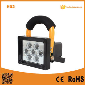 H02 10W Rechargeable Super Bright LED Portable Work Light pictures & photos