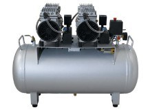 Oil Free Air Compressor One Drive Three Dental Unit pictures & photos