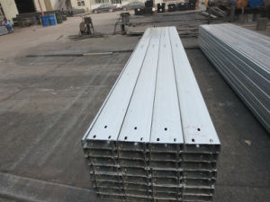 Cold Form C Channel Steel Section pictures & photos