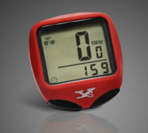 New Design Best Sale Bicycle Odometer pictures & photos