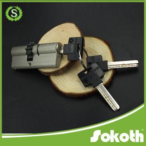 Israel Market Cylinder Lock, Button Cylinder Lock pictures & photos