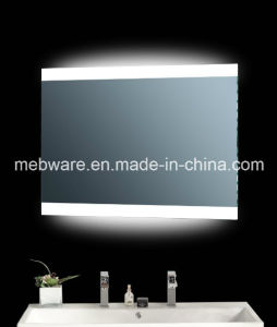 Modern Design Bathroom LED Mirror with Touch Switch pictures & photos