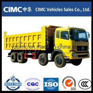 Dongfeng 8X4 30 Ton Payload Capacity Dump Truck pictures & photos