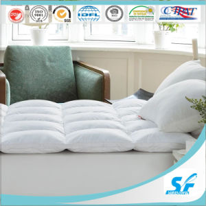 15% Goose Feather Mattress Topper with High Quality pictures & photos
