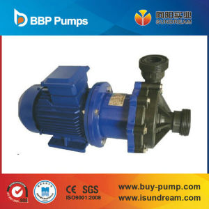 Type Engineering Plastic Magnetic Pump pictures & photos